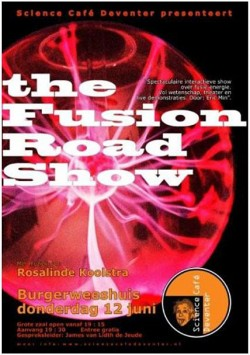 The fusion road show