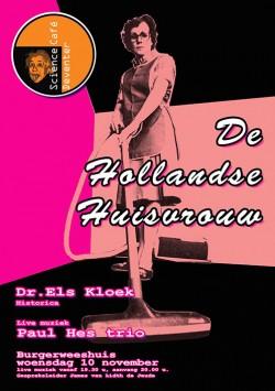 Els Kloek over het cliché van de Hollandse huisvrouw