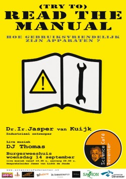 14 september 2011: Jasper van Kuijk