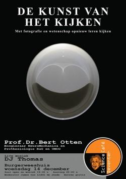 14 december 2011: Bert Otten