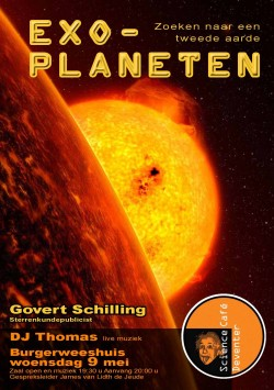 Exoplaneten: op zoek naar een tweede aarde
