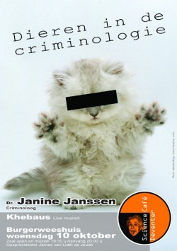 Dieren in de criminologie