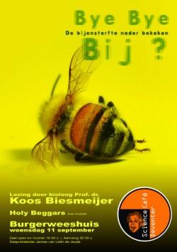 Bye bye bij? De bijensterfte nader bekeken