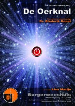 De Oerknal: Hoe ging het universum aan?