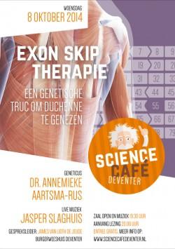 Exon Skip Therapie: Een genetische truc om Duchenne te genezen