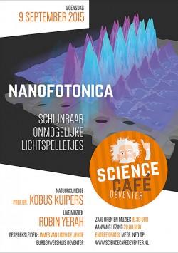 Nanofotonica: Schijnbaar onmogelijke lichtspelletjes