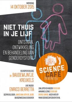 Niet thuis in je lijf: Ontstaan, ontwikkeling en behandeling van genderdysforie