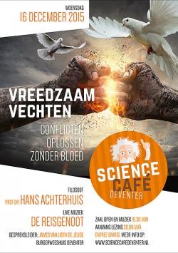 Vreedzaam vechten: conflicten oplossen zonder bloed