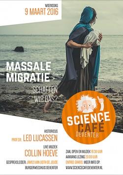 Massale migratie: Schaffen wir das?