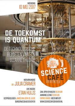 De toekomst is quantum: de technologische beloften van een bizarre theorie