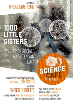 1000 Little Sisters: privacy en sociale aspecten van Big Data