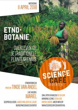 Ethnobotanie: overleven op je traditionele plantenkennis