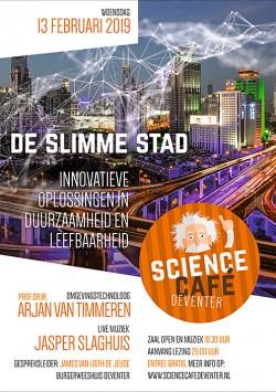 De slimme stad: innovatieve oplossingen in duurzaamheid en leefbaarheid