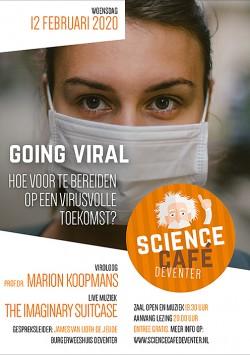 Going viral: hoe voor te bereiden op een virusvolle toekomst?
