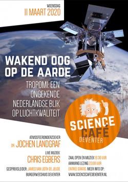 Wakend oog op de aarde: TROPOMI – een ongekende Nederlandse blik op luchtkwaliteit