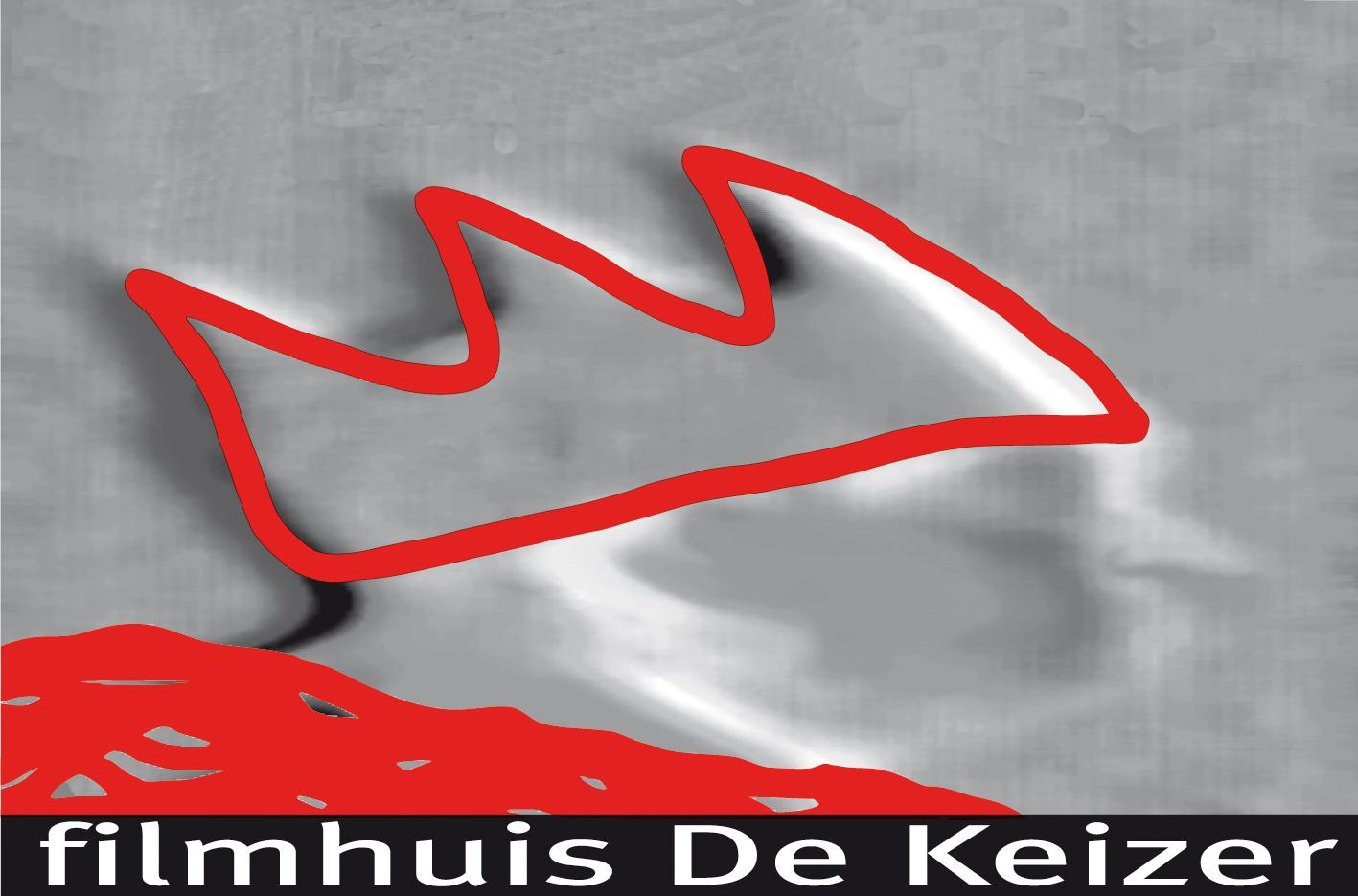 Logo Filmhuis De Keizer