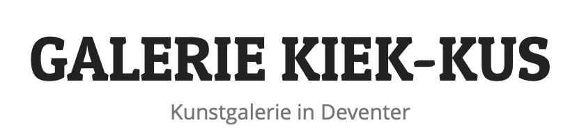Logo Galerie Kiek-Kus